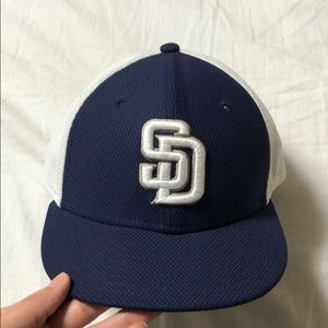 SD Boys fitted hat